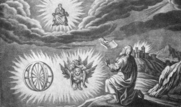 Esoteric-Exoteric Mystical Vision (Ezekiel 1) (Shavuot) | jewish ...