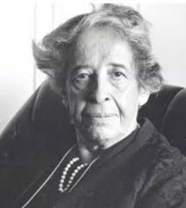 hannah arendt banality evil thesis Eichmann in jerusalem has 10,457 ratings and 801 with the term 'banality of evil', hannah arendt has coined one of the more memorable quotes from the eichmann.