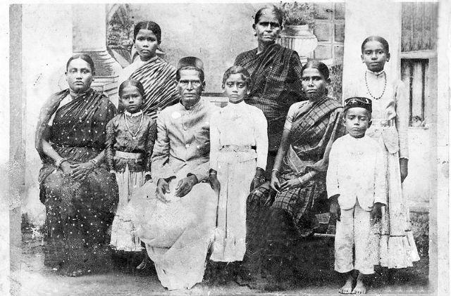 India - Jews_1905_IndianJew