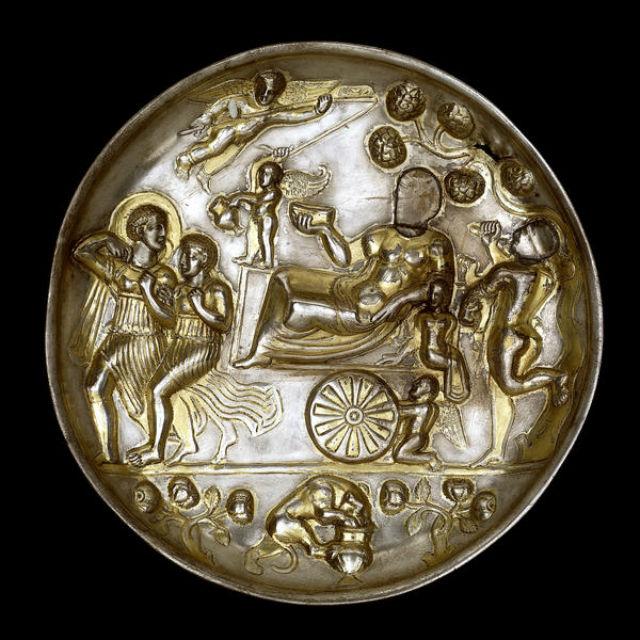 Sasanian_silverplate_3rdC
