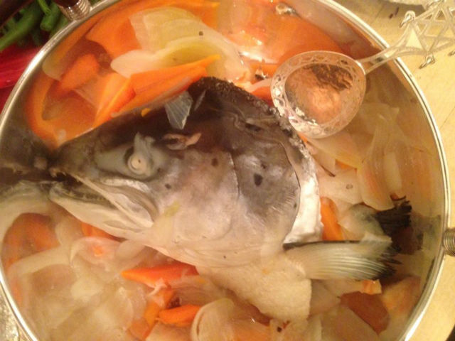 fish head rosh hashana
