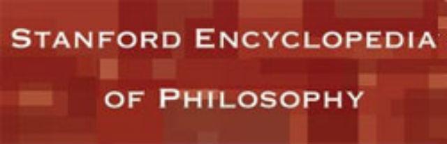 Stanford Enclyc Phil