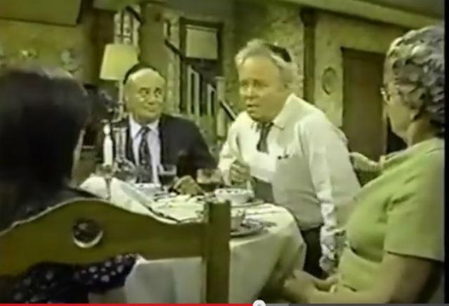 Archie Bunker Shabbt