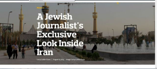 iranian story