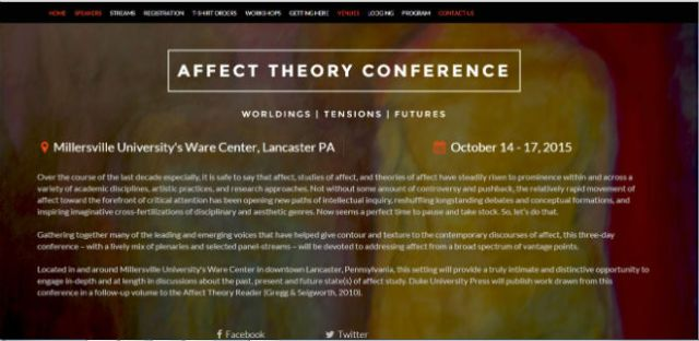 affect conference