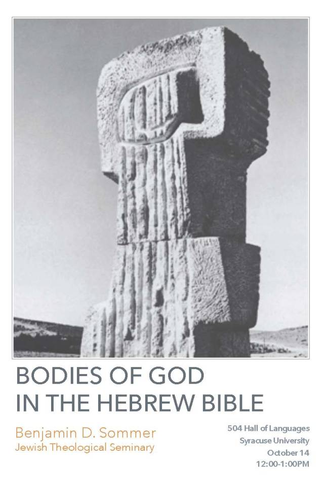 Bodies of God - Benjamin D  Sommer