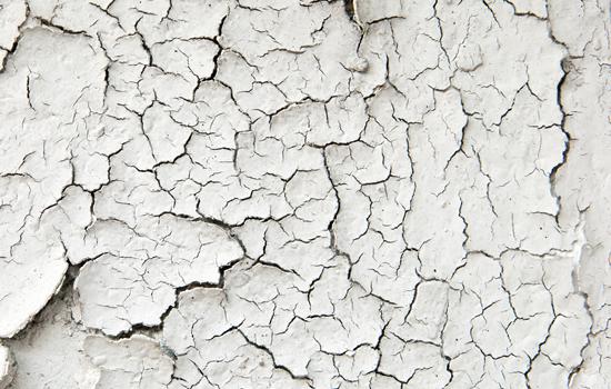 cracked-paint-foundation-damage