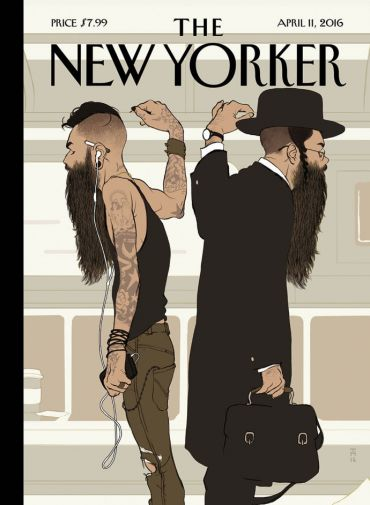 hasid hipster