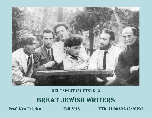 POS REL 131 Great Jewish Writers_KF_MCR