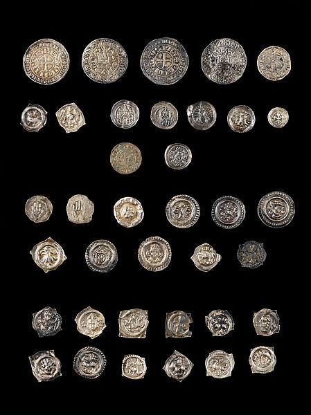 Trésor de Colmar : 37 monnaies